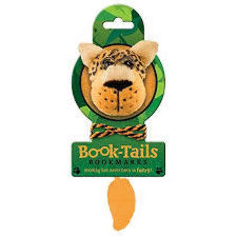 Book-Tails Bookmark-Yaguar