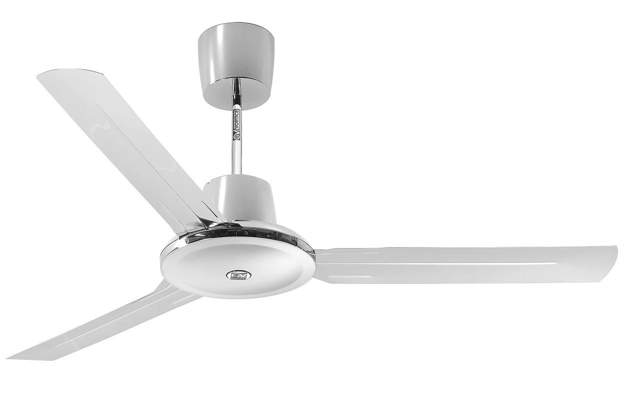 Вентиляторы потолочные Потолочный вентилятор Vortice Nordik Evolution R 140/56 White Gold 031.jpg