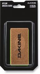 Щетка нейлоновая Dakine Nylon Cork Brush Green - 2