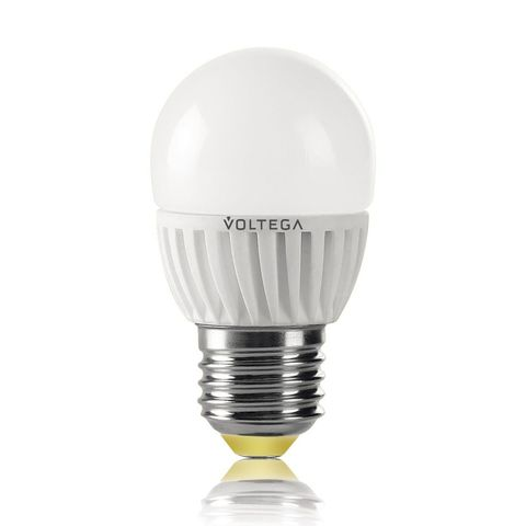 Лампочка Voltega Ceramics E27 6,5W 4696