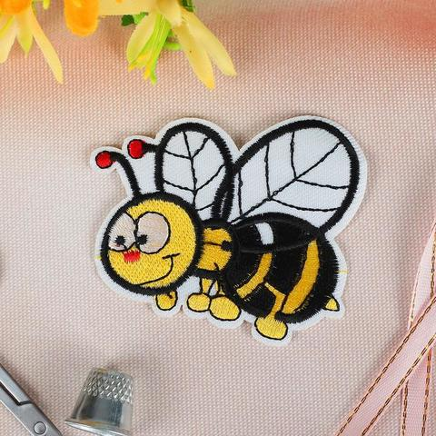 Термоаппликация Пчёлка