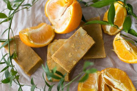 Мыло Апельсиновый смерч, 100 г