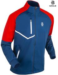 Куртка для Лыж и Зимнего бега Bjorn Daehlie Kikut Estate Blue Мужская