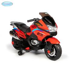 Детский электромотоцикл Barty XMX609, модель 2021год красный