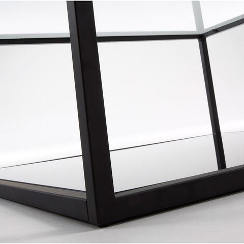Журнальный столик Greenhill 110 x 60 см черный