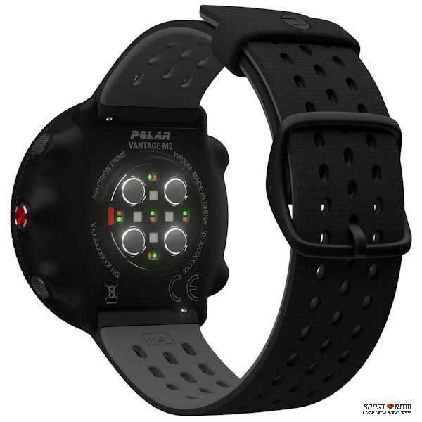 Polar Vantage M2 Black-Gray HR (H9)