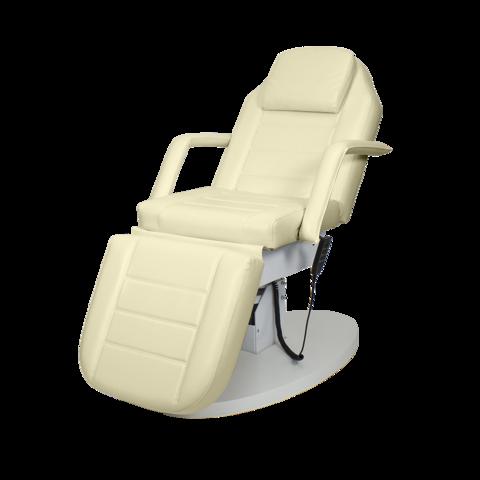 Косметологическое кресло Элегия-03, 3 мотора цвет бежевый