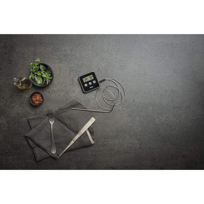 Цифровой термометр THERMOMEATER c таймером
