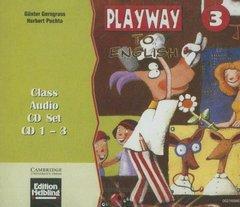 Playway to Eng  3  Class CD x 3