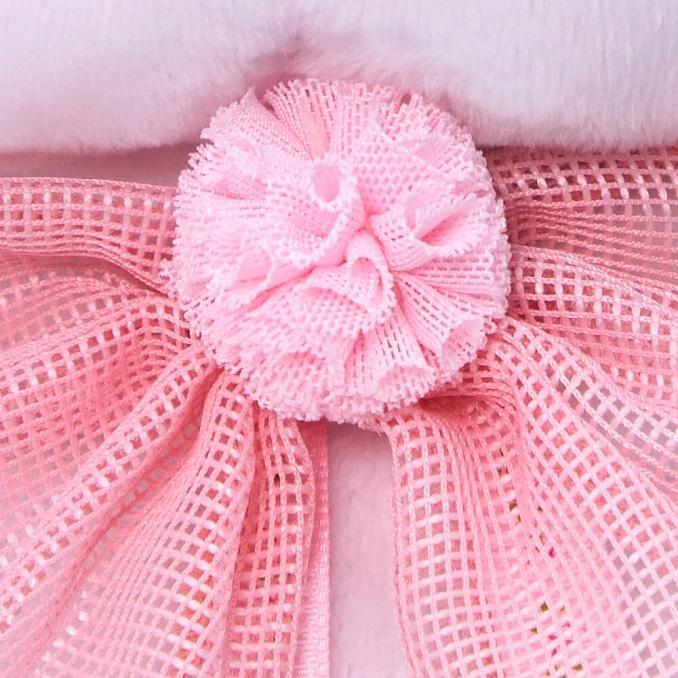 Ли-Ли с розовым бантом 24 см