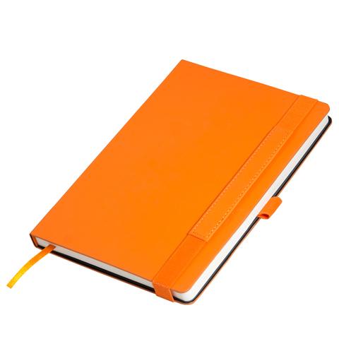 Ежедневник недатированный - Portobello Alpha, оранжевый А5
