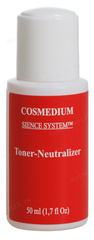 Тоник-нейтрализатор (Cosmedium delicious | Toner-neutralizer), 50 мл.