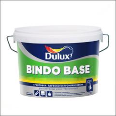 Краска водорастворимая грунтовая Dulux BINDO BASE (прозрачный)