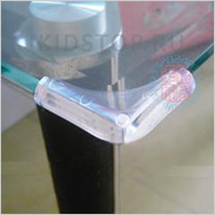 Защитные уголки для столешницы прозрачные, 4 шт./уп.
