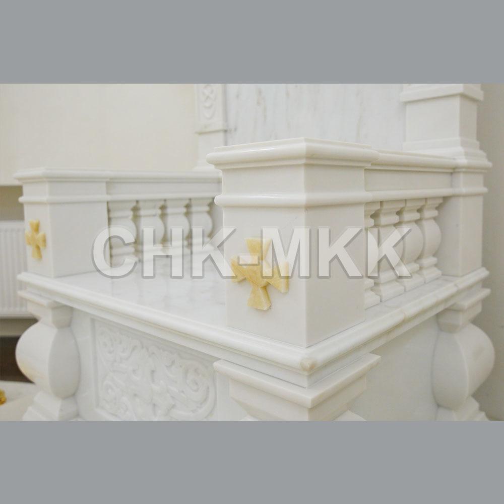 Трон для Собора Святого Равноапостольного Князя Владимира в Ставрополе