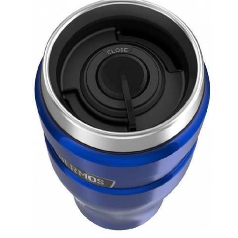 Термокружка Thermos SK1005 (0,47 литра), синяя