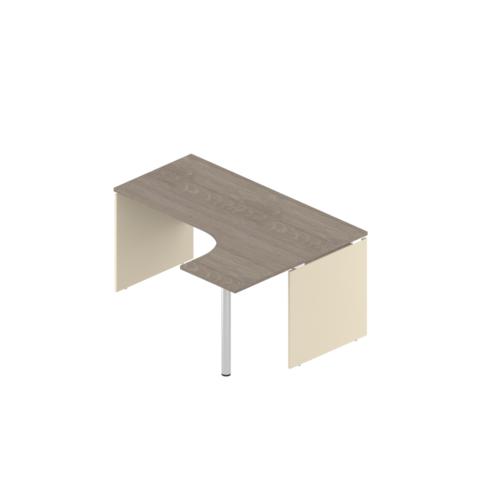 R-2.2R Стол интегральный (160*120*75)