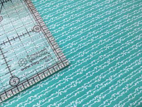 Ткань для пэчворка, хлопок 100% (арт. WF0111)