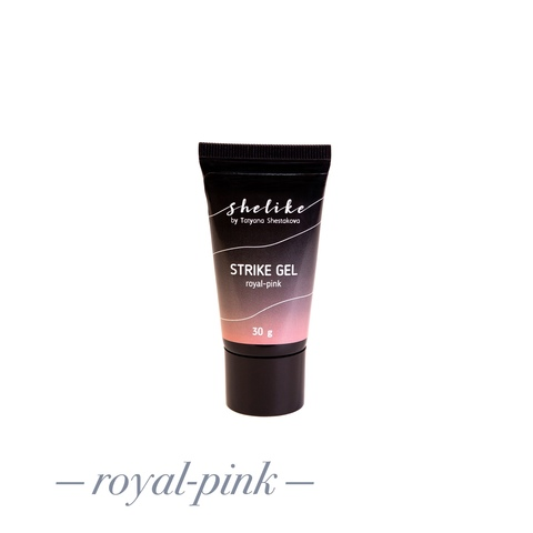Полигель Shelike Royal Pink 30 gr