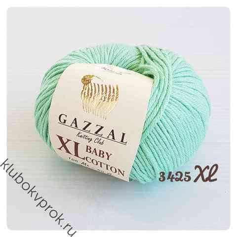 GAZZAL BABY COTTON XL 3425XL, Мята