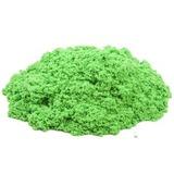 Набор космического песка «В поисках сокровищ» (зеленый цвет) 3 кг