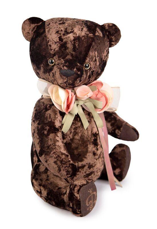 Медведь БернАрт коричневый
