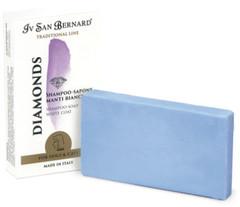 Шампунь-мыло отбеливание и восстановление яркости окраса 75 г, ISB Traditional Line Dianonds