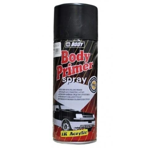 Body Аэрозольная краска д/бампера (чер.) 0,4л
