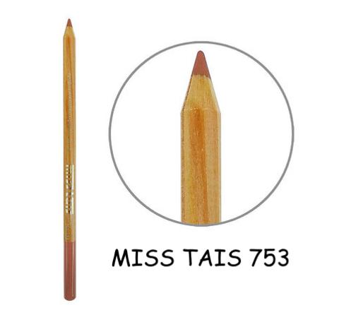 Карандаш для губ Miss Tais 753
