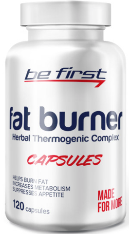 Be First Fat Burner 120 капс