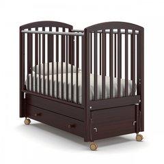 Кровать детская Дени махагон