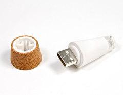 Светильник-пробка для бутылки Bottle Light, фото 6