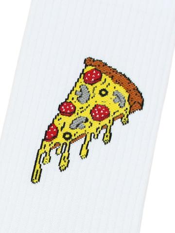 Носки с пиццей (Чеснок)