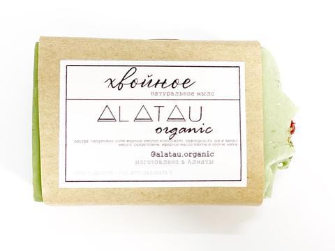 Мыло Хвойное (Alatau Organic)