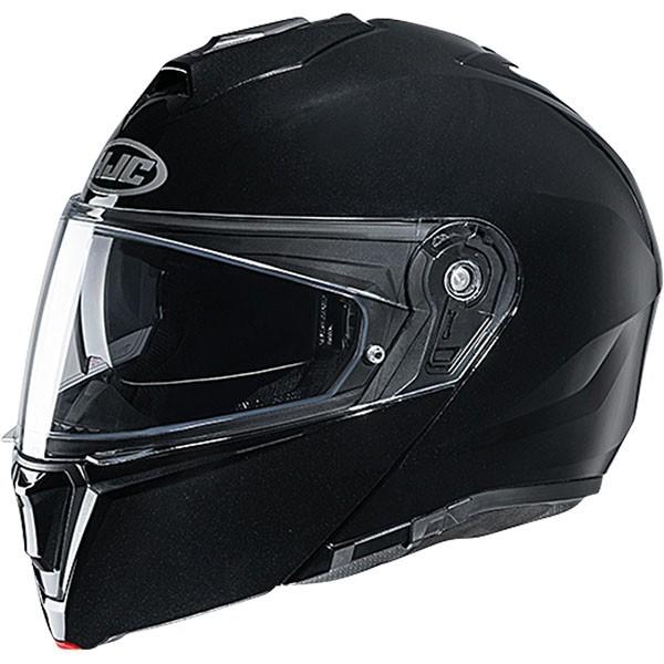 HJC I90 Metal Black