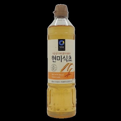 Уксус из коричневого риса 6% DAESANG, 900 мл