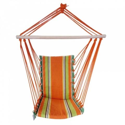 Гамак-кресло НТО2-0053 (А17) оранжевый