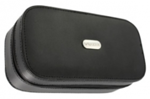 Vuzix Executive Leather Carry Case - чехол для видеоочков Wrap 1200
