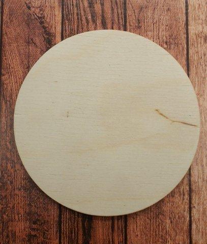 055-9968 Круг деревянный