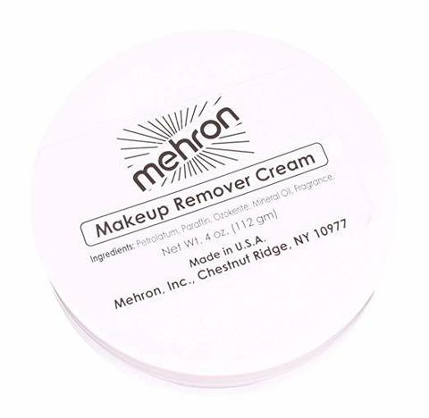 MEHRON Крем для снятия макияжа и грима Makeup Remover Cream, 112 г