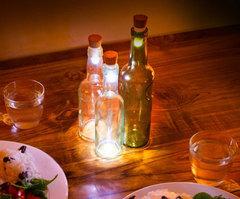 Светильник-пробка для бутылки Bottle Light, фото 8