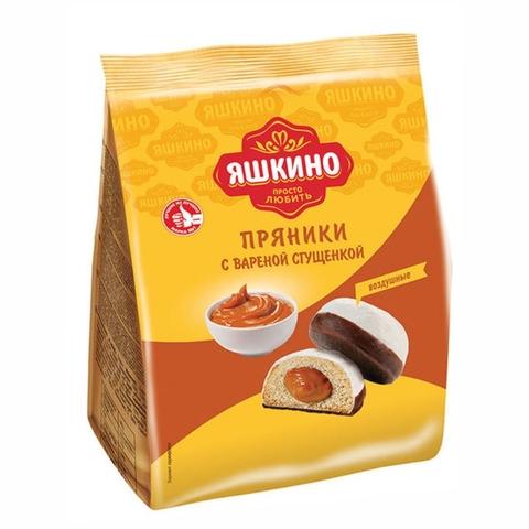 Пряники ЯШКИНО Вареная сгущенка 350 гр РОССИЯ
