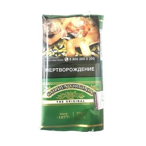 Табак Сигаретный Golden Virginia Original 30гр