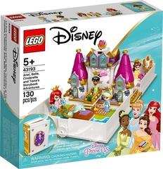 Lego Disney Ariel, Belle, Cinderella and Tiana's Storybook Adventures