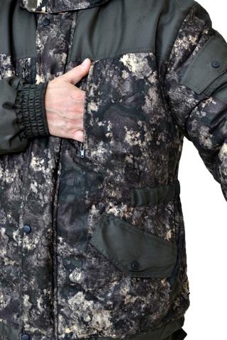 Костюм Горка зимний (ткань алова мембрана 130-1)