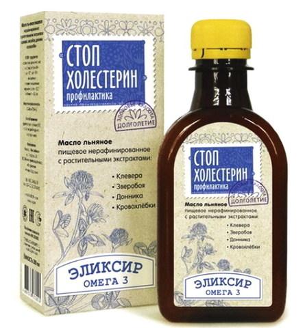 Льняной Эликсир