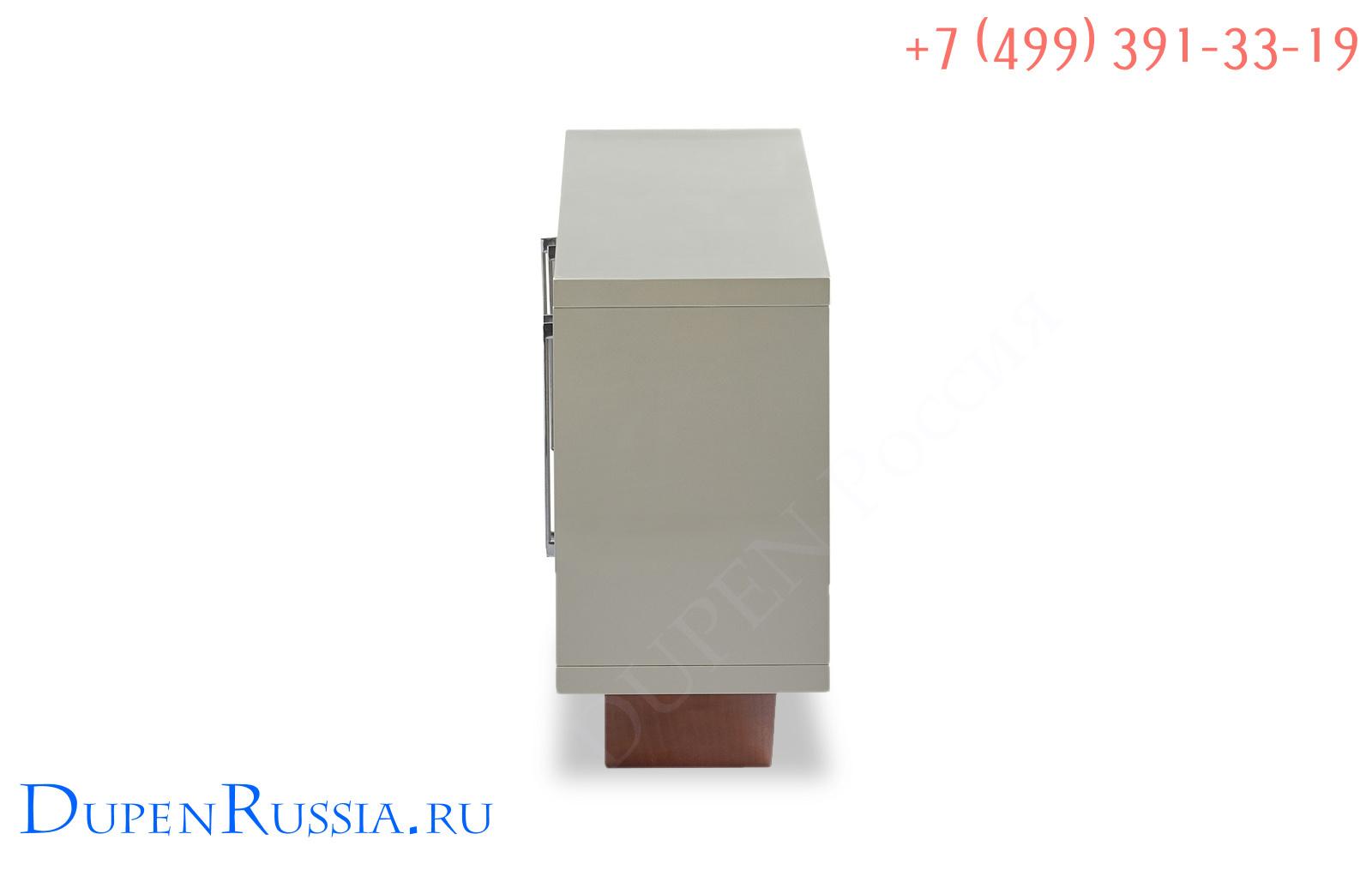 Буфет ESF TG1647 бежевый/орех