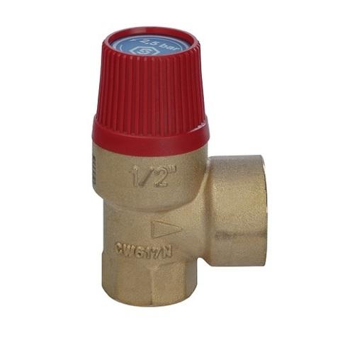 Клапан предохранительный STOUT - 1