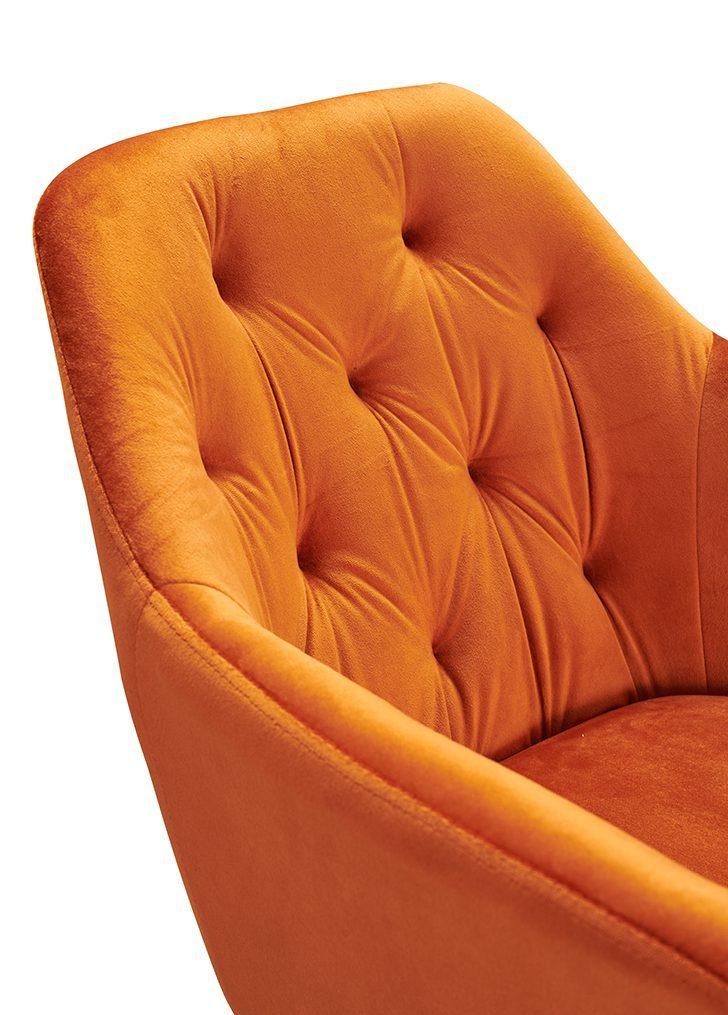 Стул DC8175 ORANGE оранжевый