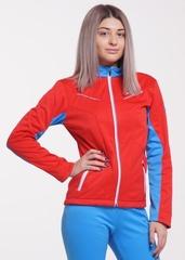 Женская тёплая лыжная куртка Nordski National Red 2018